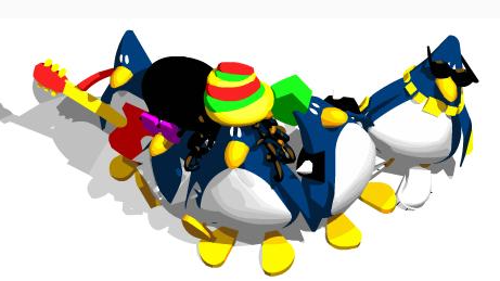 club penguin evalation 2